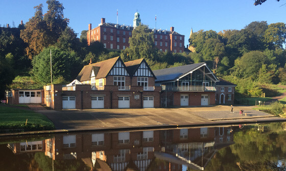 The Shrewsbury Boathouse
