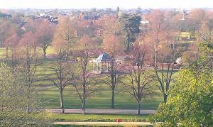 Quarry view Shrewsbury